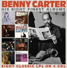 Benny Carter - His Eight Finest (4 Cd)