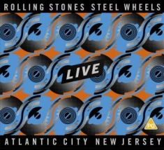 The Rolling Stones - Steel Wheels Live (3Cd/2Dvd/Br, Ltd