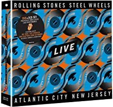 The Rolling Stones - Steel Wheels Live (Dvd+2Cd)