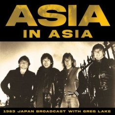 Asia - In Asia (Live Broadcast 1983)