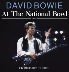 Bowie David - At The National Bowl (Live Broadcas