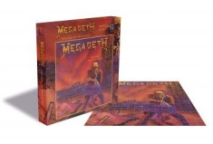 Megadeth - Peace Sells...But Who's Buying Puzz