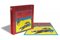 The Clash - Give Em Enough Rope Puzzle