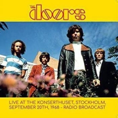 Doors - Live At The Stockholm Konserthuset