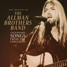 Allman Brothers Band - Archives Of