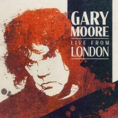 Gary Moore - Live From London (Ltd. 2Lp)