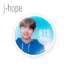 BTS - BTS World - Mirror Griptok - J-HOPE