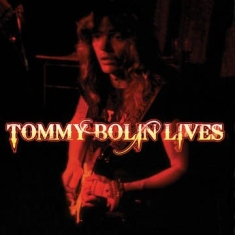 BOLIN,TOMMY - Tommy Bolin Lives! (Gold Vinyl/Limited Edition) (Rsd)