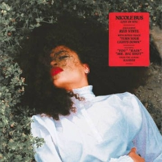 BUS,NICOLE - Live In Nyc (Red Vinyl) (Rsd)