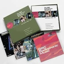 BBC RADIOPHONIC WORKSHOP - Four Albums 1968.. -Rsd-
