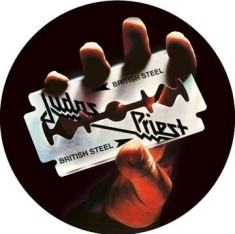 Judas Priest - British Steel-Pd/Coloured