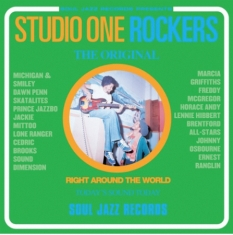 Various artists - Studio One Rockers -Rsd-