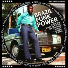 Various artists - Brazil Funk Power -Rsd-