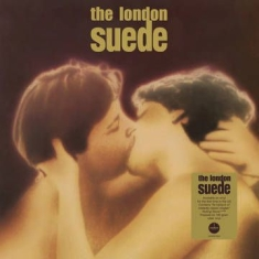 Suede - London Suede (Clear Vinyl/180G) (Rsd)