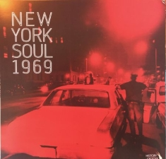 Various artists - New York Soul '69