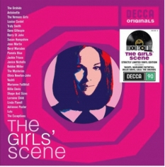 Various artists - The Girls Scene (Vinyl)