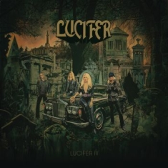 Lucifer - Lucifer Iii -Lp+Cd/Hq-