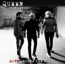 Queen + Adam Lambert - Live Around The World (Cd+Br)