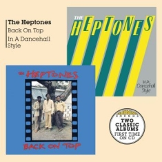Heptones The - Back On Top + In A Dancehall Style