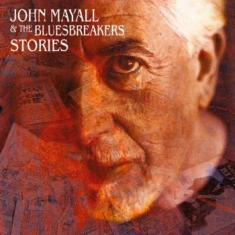 John Mayall & The Bluesbreakers - Stories (White Vinyl Numbered Ltd E