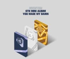 Seventeen - 6th Mini [YOU MADE MY DAWN] KIHNO ALBUM (random cover)