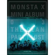 Monsta X - MONSTA X - 3rd Mini / THE CLAN 2.5 PART1 LOST