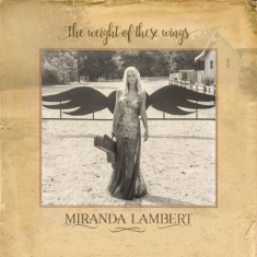 Lambert Miranda - The Weight Of These Wings (2LP)