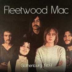 Fleetwood Mac - Gothenburg 1969