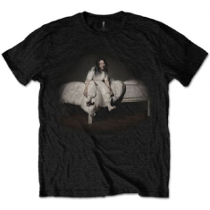Billie Eilish - UNISEX TEE - SWEET DREAMS (Black)