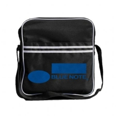 Blue Note Records - Väska - Blue Note Logo (Zip Top Record Bag)