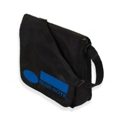 Blue Note Records - Väska - Blue Note Logo (Flaptop Record Bag)