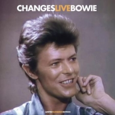 Bowie David - Changes Live Bowie (Crystal Clear)