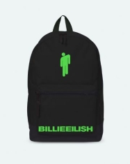Billie Eilish - Classic Backpack Black - Bad Guy