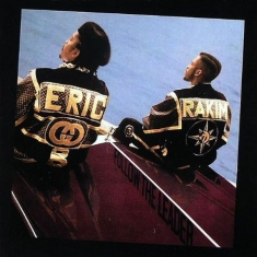 Eric B & Rakim - Follow The Leader - Gold Vinyl