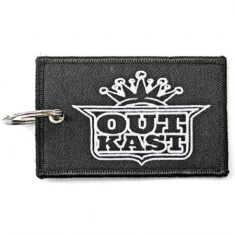 Outkast - Outkast Keychain: Imperial Crown Logo (Double Sided Patch)