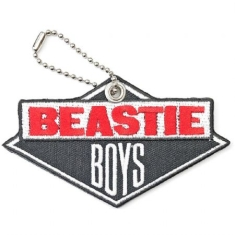 Beastie Boys - The Beastie Boys Keychain: Diamond Logo (Double Sided Patch)