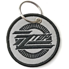 ZZ Top - ZZ Top Keychain: Circle Logo (Double Sided Patch)