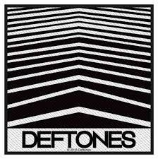 Deftones - STANDARD PATCH: ABSTRACT LINES (LOOSE)
