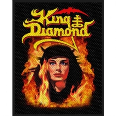 King Diamond - King Diamond Standard Patch: Fatal Portrait (Retail Pack)