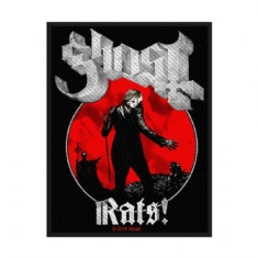 Ghost - Ghost Standard Patch: Rats (Loose)