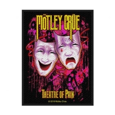 Mötley Crue - Motley Crue Standard Patch: Theatre of Pain (Loose)
