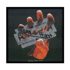 Judas Priest - Judas Priest Standard Patch: British Steel (Loose)