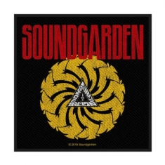 Soundgarden - Soundgarden Standard Patch: Badmotorfinger (Loose)
