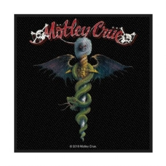 Mötley Crue - Motley Crue Standard Patch: Dr Feelgood (Loose)