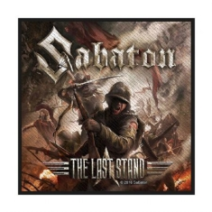 Sabaton - Sabaton Standard Patch: The Last Stand (Loose)