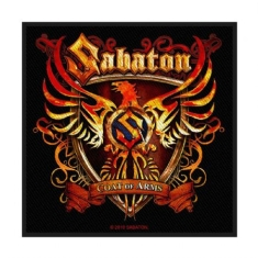 Sabaton - Sabaton Standard Patch: Coat of Arms (Loose)