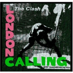 Clash - The Clash Standard Patch: London Calling (Loose)