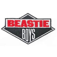 Beastie Boys - The Beastie Boys Standard Patch: Diamond Logo