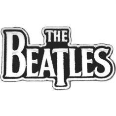 Beatles - The Beatles Standard Patch: Drop T Logo