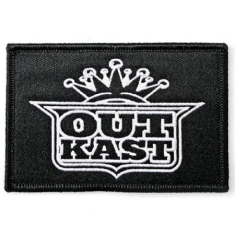 Outkast - Outkast Standard Patch: Imperial Crown Logo